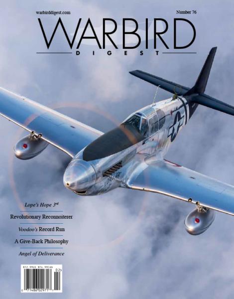 Warbird Digest Magazine