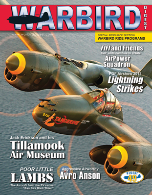 Issue Forty Nine - July/August 2013
